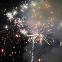 Feuerwerk 09.08.2014