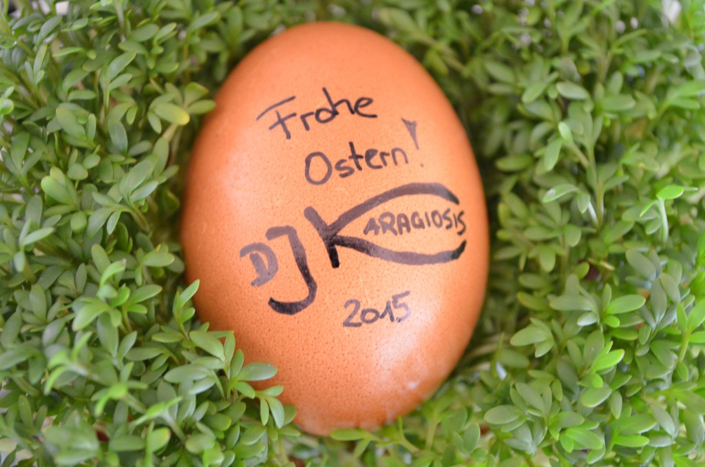 Frohe Ostern 2015