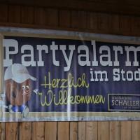 Partyalarm 22.08.2015