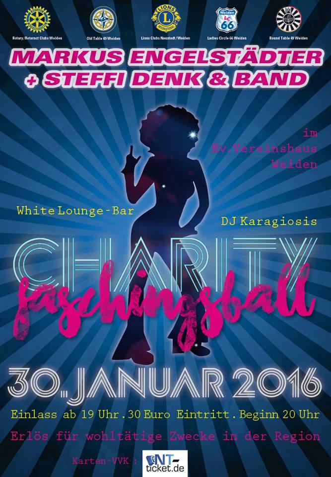 Charityfasching 2016