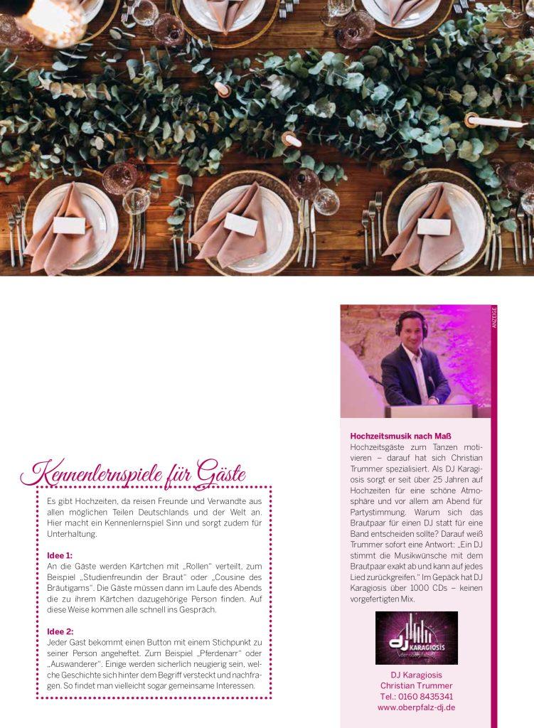 HOCHZEIT - Das Magazin 2019 | Seite 9